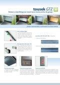 Automatisme pour porte de garage Automatisme ... - tousek GmbH - Page 2