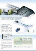 Automatisme pour porte de garage Automatisme ... - tousek GmbH - Page 3