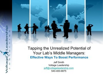 Effective Ways To Boost Performance - Executive War College