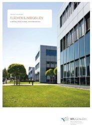 FLächen & ImmobILIen - WFL - Wirtschaftsförderung Leverkusen