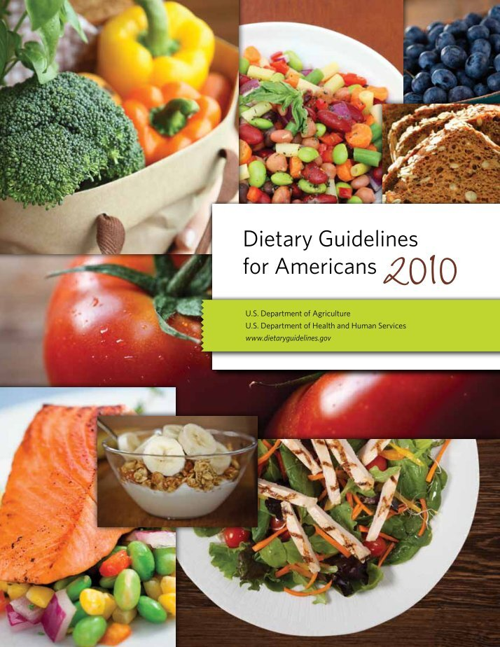 dietary guidelines for americans The dietary guidelines for americans provides evidence-based nutrition information and advice for people ages two and older to help americans make healthy choices about food and beverages in their daily lives.