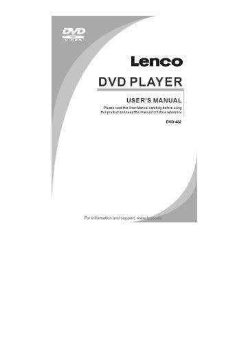 dvd-speler - Lenco