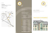 Bauphase Storkow - Immanuel Diakonie Group