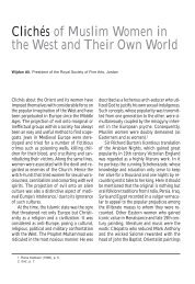Clichés of Muslim Women in the West and Their Own World - IEMed
