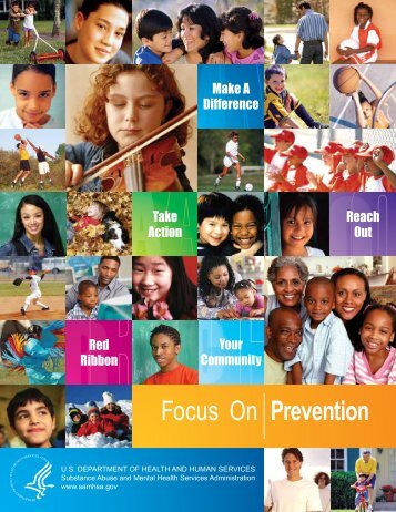 Focus on Prevention - National Clearinghouse for Alcohol and Drug ...