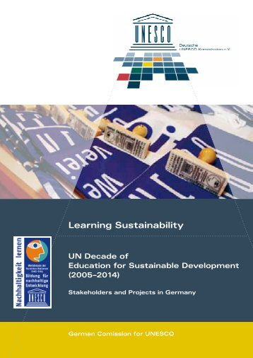 Learning Sustainability - Deutsche UNESCO-Kommission