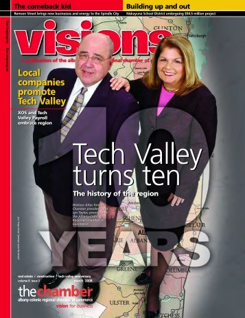 Local companies promote Tech Valley Local companies promote