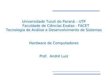 BIOS - Gerds - Universidade Tuiuti do Paraná