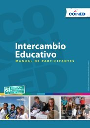 Intercambio Educativo - Coined
