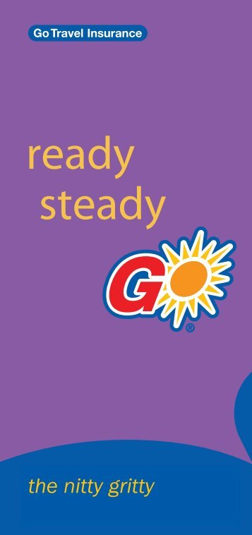 ready steady - GO Travel Insurance