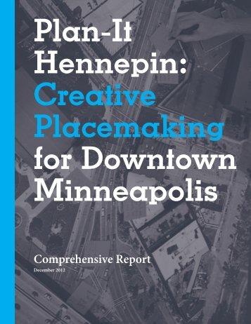 plan-it_comprehensive report.pdf - Hennepin Theatre Trust