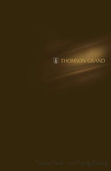 Thomson Grand - www.PropertyLaunch.sg