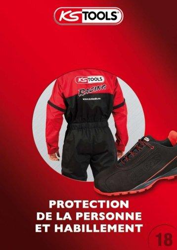 KSTOOLS protection de la personne et habillement