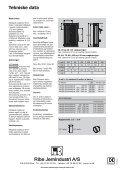 Radiator katalogafsnit - RIOpanel - Page 3