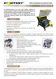 The MT-Moteur-iDT-BSI is a new full operational engine ... - Exxotest