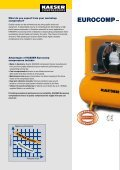 Reciprocating Compressors EUROCOMP Series - KAESER ... - Page 2