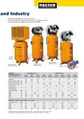 Reciprocating Compressors EUROCOMP Series - KAESER ... - Page 5