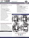 GT 100R - Global Tardif Groupe manufacturier d'ascenseurs - Page 2