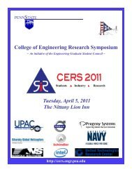 i Students - College of Engineering Research Symposium ...