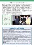 Sekretariat- Veränderung - Golfclub Weselerwald eV - Seite 6
