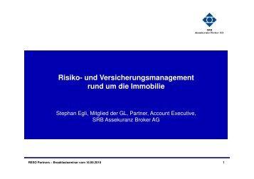 Präsentation hier - RESO Partners AG