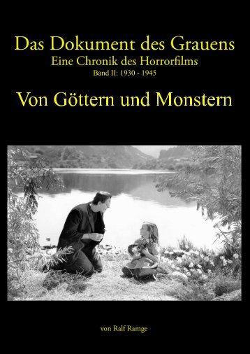 1931 - Das Dokument des Grauens
