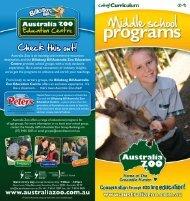 Download brochure - Australia Zoo