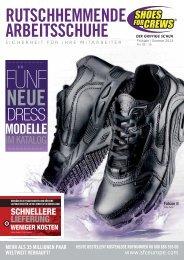 RUTSCHHEMMENDE ARBEITSSCHUHE - Shoes For Crews (Europe)