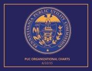 PUC Organizational Chart