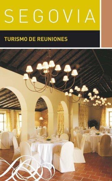 Turismo de reuniones - Turismo de Segovia