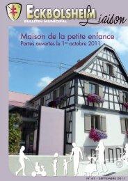 JOURNAL 67_COUV_V1.indd - Site officiel de la Mairie d ...
