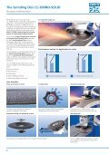 The Grinding Disc CC-GRIND-SOLID - PFERD - Page 2