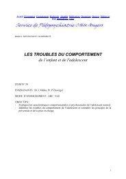 Accueil Présentation Enseignement Recherche ... - Sylvie Castaing