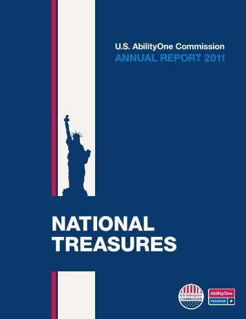 U.S. AbilityOne Commission: ANNUAL REPORT 2011