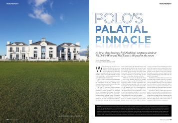 Property Magazine Article Soon To Be The New Home Of