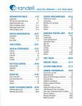 preparation tables - Greenfield World Trade - Page 3