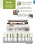 preparation tables - Greenfield World Trade - Page 7