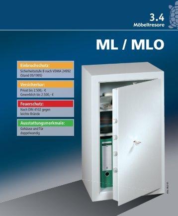 ML / MLO - Faust-Tresor
