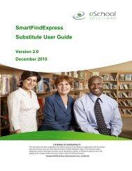 SmartFindExpress 2.0 Employee Quickstart User Guide