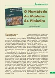 O Nemátodo da Madeira do Pinheiro, por Miguel Amaral - CNA