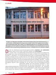 Zahnärzteblatt aktuell III-2013 - über den Verein