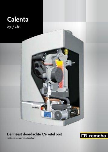 Calenta - Coster Warmte Techniek