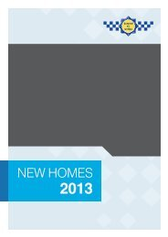SBD New Homes - Secured by Design