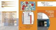 UOC Medicina d'urgenza Pronto Soccorso - Azienda Complesso ...