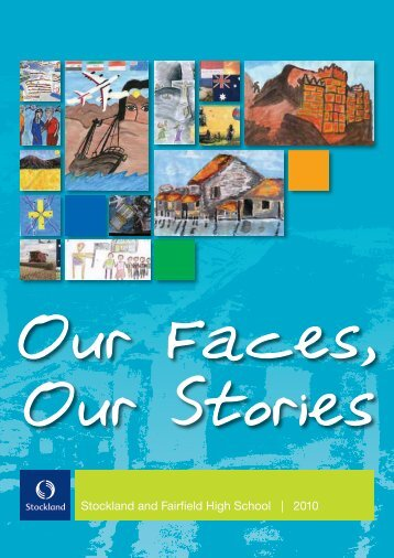 Our Faces, Our Stories - Stockland