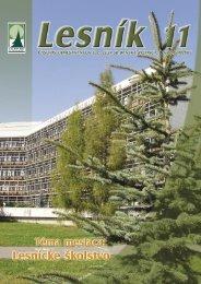 Lesník 11 2005 - Lesy SR š.p.