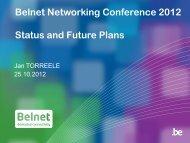 Future - Belnet - Events
