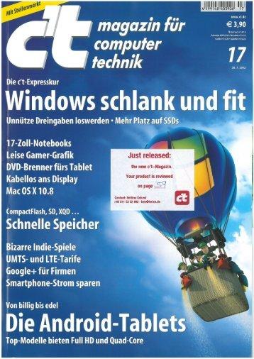 magazin für - Inverto