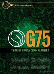 Inbound Logistics   G75: Green Supply Chain Partners   Digital Edition