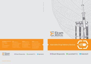 Family Brochure - Elcam Medical